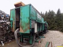 used baling press