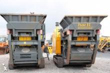 britadeira, reciclagem Hartl IMPACT CRUSHER ATLAS COPCO POWERCRUSHER HARTL PC 1