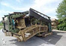 britadeira, reciclagem REV ESV 30 S