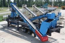 britadeira, reciclagem Sandvik H3000