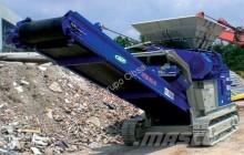 britadeira, reciclagem Cams UTM 60.15
