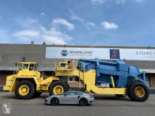 onbekend Mercdes Benz trailer mixing/ compacting plant