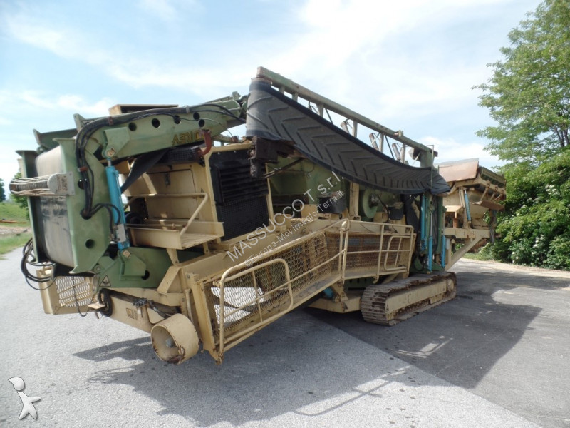 Concassage, recyclage REV ESV30-S