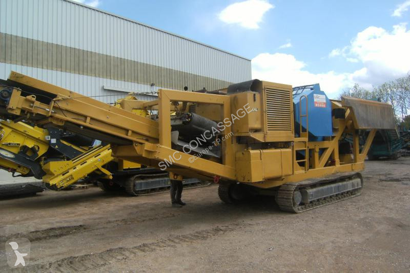 View images OM ARGO crushing, recycling