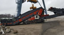 Pegson PPI crushing, recycling