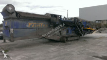 Fintec crushing, recycling