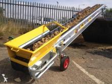 LAG conveyor crushing, recycling