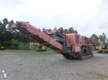 Terex J1175 crushing, recycling