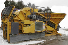 Rubble Master RM60 crushing, recycling
