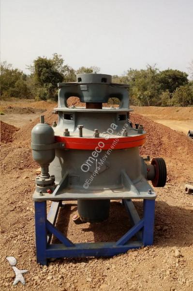 Frantumazione, riciclaggio Svedala H200