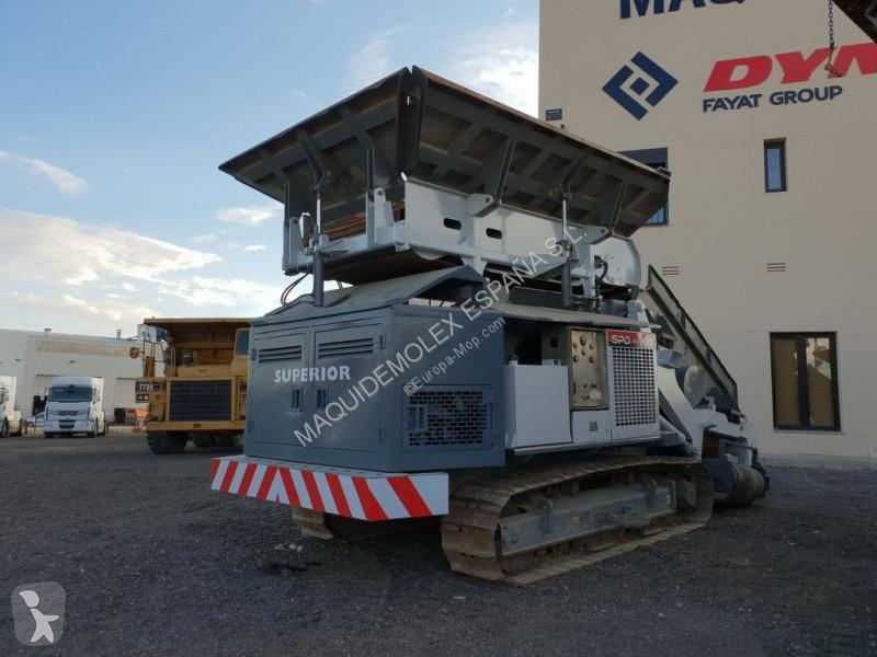 Vedeţi fotografiile Concasare, reciclare Caterpillar Scaip Superior SPD 160