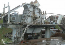 SBM 10/6/4 EX Impact crusher / Prallmühle crushing, recycling