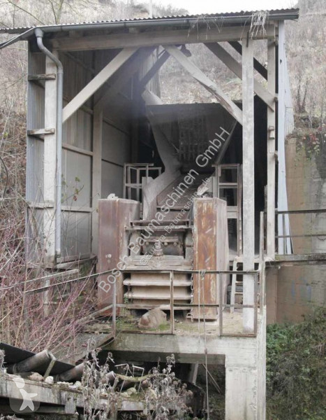 View images Nc AUGUST-MÜLLERJAW crusher 800 x 500 / Backenbrecher crushing, recycling