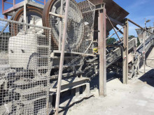 trituración, reciclaje Kleemann und Reiner	Jaw crusher 800 x 400 / Backenbrecher