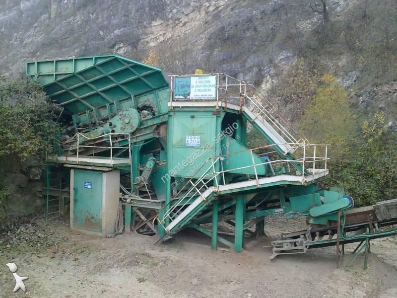 Concassage, recyclage Loro Parisini cr 750