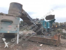 Powerscreen crushing, recycling