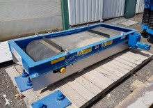 Master Magnet conveyor crushing, recycling