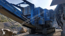 Terex Pegson 1180 crushing, recycling