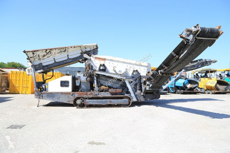 View images Metso ST 2.4 crushing, recycling