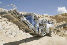Kleemann MR130 ZS EVO1 crushing, recycling