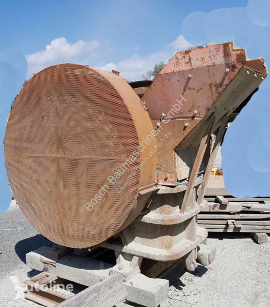 View images Kleemann Rainer  Jaw Crusher 600 x 350, type SSTR 600 crushing, recycling