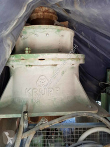 Krupp Kubria 90 crushing, recycling