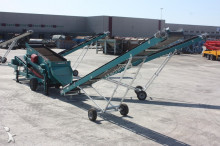 Powerscreen waste shredder