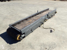 Kleemann conveyor crushing, recycling