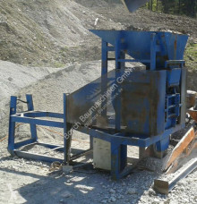Ratzinger Jaw crusher 400 x 300 crushing, recycling