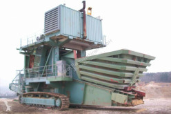 Krupp Impact roll crusher SWB 18/18 crushing, recycling