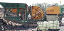 trituración, reciclaje MFL