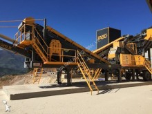 Fabo MTK 65 Mobile Sand Making Machine