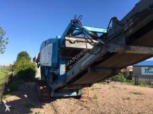 Terex Pegson XR 400 crushing, recycling