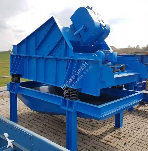Vedeţi fotografiile Concasare, reciclare Schenck Entwässerungssieb