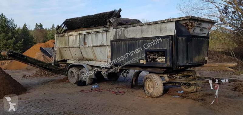 Vedeţi fotografiile Concasare, reciclare Doppstadt SM518