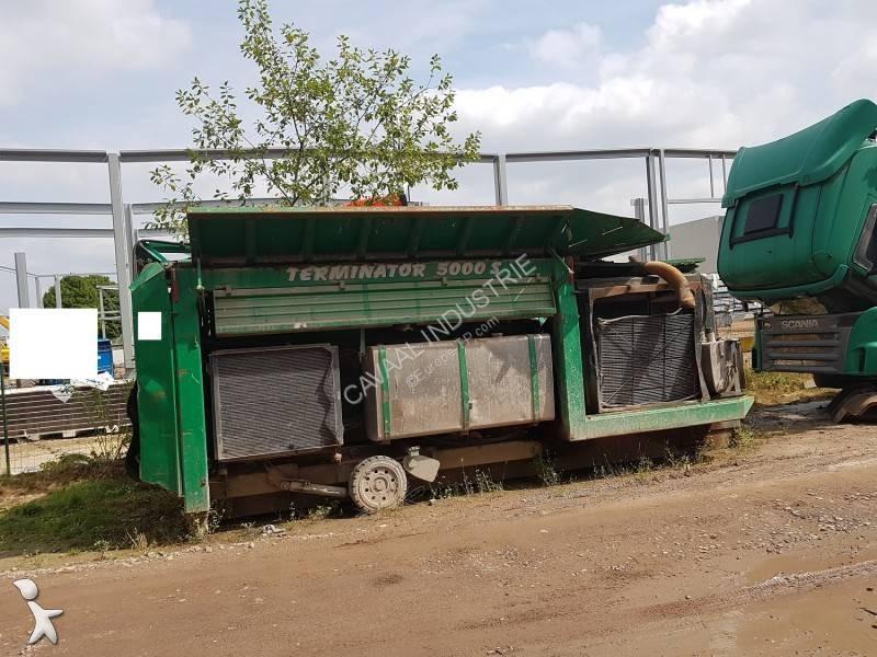 Concassage, recyclage Comec