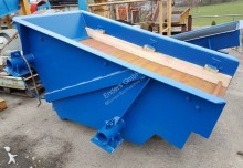 GFA conveyor crushing, recycling