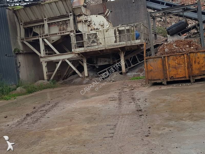 Concassage, recyclage Metso Minerals BP 1010