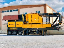 Fabo 200-300 TPH MOBILE CRUSHING & SCREENING PLANT FOR HARDSTONE | MCK-110