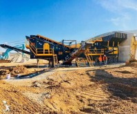 Fabo PRO-150 CRUSHING SCREENING PLANT MOBILE 250-350 TPH | LIMESTONE READY IN STOCK