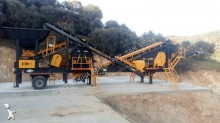 Fabo MTK-65 MOBILE CRUSHING SCREENING SAND MACHINE 75-120TPH | READY IN STOCK