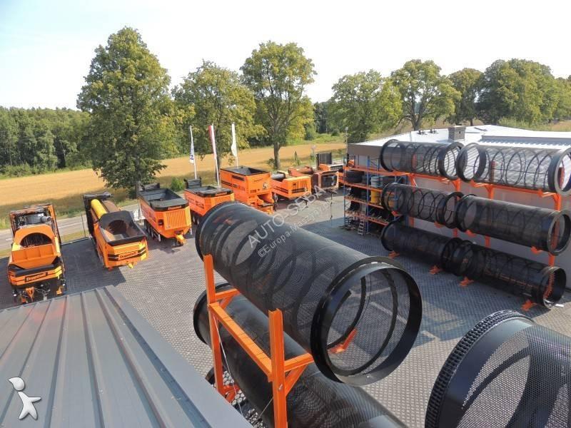 View images Doppstadt Nowe bębny do Przesiewacza  Doppstadt SM 518, 618, 620, 718, 720 crushing, recycling
