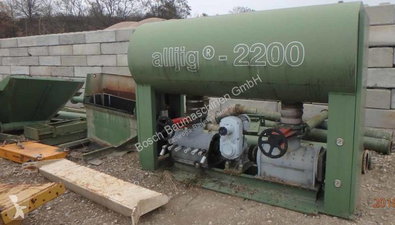 K.A. Alljig 2200 Brechen, Recycling