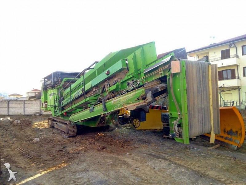 Concassage, recyclage Neuenhauser Superscreener