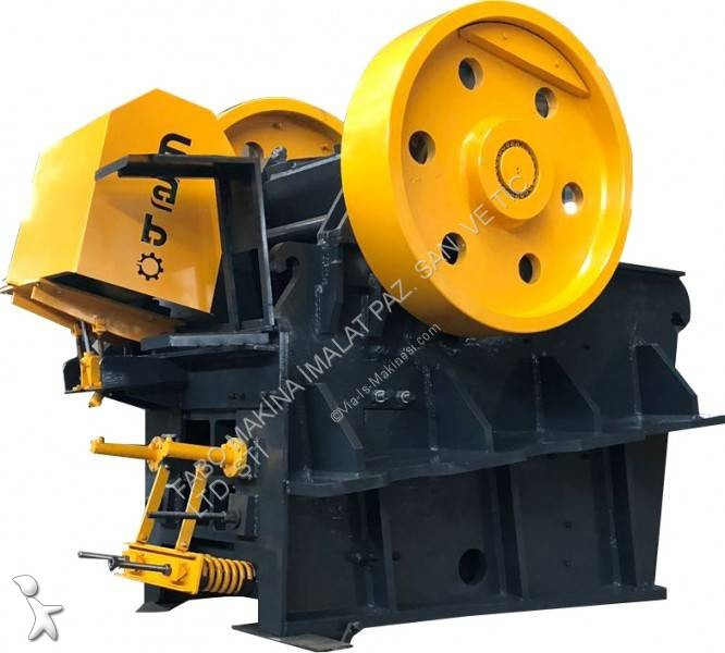 Fabo CLK-110 PRIMARY JAW CRUSHER | CONCASSEUR A MACHOIRE | A VENDRE crushing, recycling