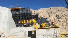 Fabo PDK-150 PRIMARY IMPACT CRUSHER| CONCASSEUR A PERCUSSION PRIMAIRE