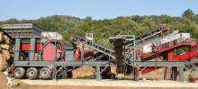 Fabo fullstar- mobile crushing screening washing plant | concassage criblage et lavage mobile