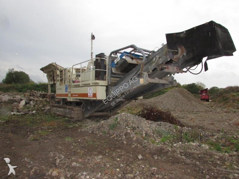 Concassage, recyclage nc Metso Lokotrack LT105