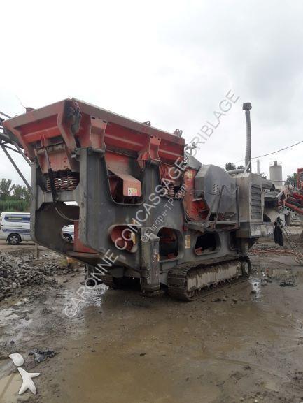 Concassage, recyclage Sandvik QJ 240