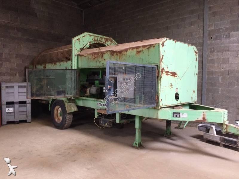 Concassage, recyclage Hantsch K3500